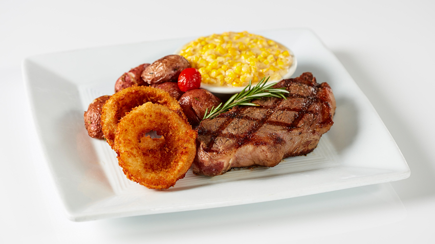 """USDA PRIME"" NEW YORK STEAK"
